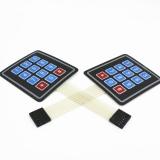 Модуль клавиатуры 3 * 4 матрица, мембранный переключатель/клавиатура, панель управления для arduino
