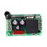 Дистанционное радиоуправление AK-RK01S-220-A  на частоту 433мГц с релейным выходом,  10А, 220В