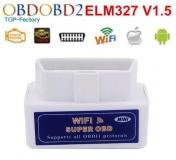 ELM327 Super Mini V1.5 OBD2 OBD-II WiFi