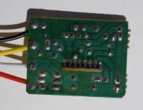 Модуль сенсорного управления вкл/выкл 220В 0,3А