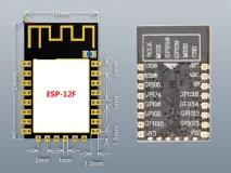 ESP8266-12F WiFi Serial Transceiver Module