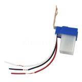 Модуль управления нагрузкой от освещенности 220В 10А Automatic Auto On Off Photo Control Switch 220V 10A