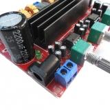 Компактный готовый усилитель 2.1 класса D 2 х TPA3116 2 х 50Вт + 100Вт  subwoofer, 12-24В