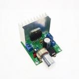 Готовый усилитель на микросхеме TDA7297, 15Вт +15Вт, двухканальный усилитель мощности