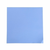 Теплопроводящяя подложка 100x100x1 мм синяя