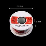 Припой Sn60Pb40 проволока Ø 0.60мм с флюсом 1.2%, ~40-45грамм