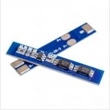Контроллер заряда разряда PCM 2S 3A (5А) 7.4 - 8.4В для 2 Li-Ion аккумуляторов 18650
