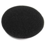 Поролоновые амбушюры для наушников 32-40мм черные (пара)