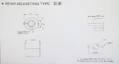 Конденсатор подстроечный  4.2-20 пФ, d=6 мм