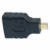 Переходник HDMI (мама) - microHDMI (папа, microUSB)