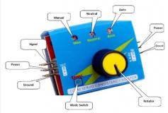 Тестер CCPM для проверки сервоприводов, SERVO-TESTER, проверка SG90, MG995, MG996 и т.д.