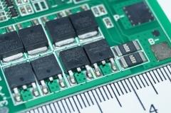 Контроллер заряда разряда PCM BMS 3S max 30A 12В для 3 Li-Ion аккумуляторов 18650