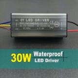 Источник тока драйвер LED Driver 900мА в диапазоне выходных напряжений 22-38В, вход 100-265В AC, для светодиодов 30Вт 10*3 LED