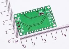 GSM GPRS модуль NEOWAY M590 mini, 900МГц - 1800МГц для sms сообщений, комплект для сборки, DIY