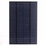Поликристаллическая солнечная батарея 18В  0.22А  4.2Вт, размер 200 х 130 х 2 мм