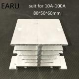 Радиатор 80 * 50 * 50 мм для твердотельных реле SSR 10А - 40А