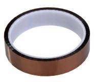 Высокотемпературная полиимидная клейкая лента 25мм х 30м