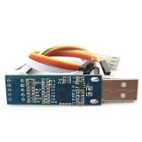 Программатор ST-LINK v2 mini для STM32 STM8