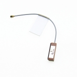 Активная GPS керамическая антенна с интерфейсом mini IPEX