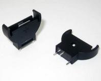 Вертикальный держатель для батареек CR-2032, CR-2025
