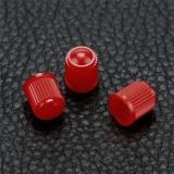 Колпачок автомобильный на колесо 10*12мм красный