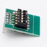 Миниатюрный таймер задержки 10 сек - 24 часа 18.7×18.7мм 3.3-18 В