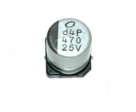 Конденсатор 470мкФ 25В 470UF ( SMD, 10 * 10мм )