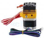 Экструдер MK8 для 3D принтера, сопло 0,4 мм, пластик 1,75мм