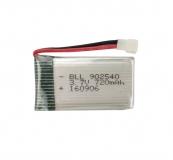 Литий-полимерный аккумулятор 3,7В Syma X5C X5 902540 720mah 25C