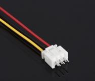 Кабель балансировочный 2S1P для Li-Ion, Li-Po и LiFePo4 аккумуляторов  с разъемом JST-XH 2.54мм-3P