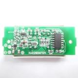 Индикатор емкости LiPo Li-ion аккумуляторов из 4 ячеек 4S 13.2В - 16.8В синий дисплей