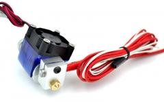 Экструдер PH-BV6-04175-FN-12-Z для 3D принтера, сопло 0,4 мм, пластик 1,75мм