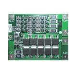 Контроллер заряда разряда PCM BMS 4S max 40A 14.4В-16.8В для 4 Li-Ion аккумуляторов с балансиром