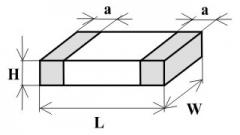 Резистор smd2512  220 Ом R220 220R F 1% 1Вт