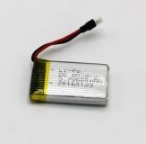 Литий-полимерный аккумулятор 3,7В Syma X5C X5 802540 650mah 25C