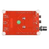 Компактный готовый стерео усилитель на TDA7498 2 х 100Вт класса  D, стандартная элементная база