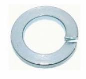 Шайба М5 гровер (пружинная) , оцинкованная DIN 127 (упаковка 5шт.)