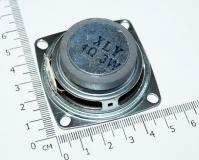 Динамик 4 Ом 3 Вт, диаметр 53 мм высота 22 мм