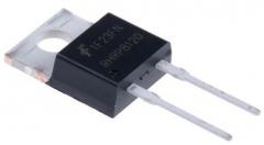Диод RHRP8120, UltraFast 8А 1200В 55нс [TO-220AC]