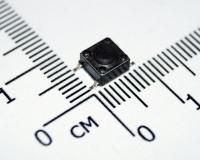 Кнопка тактовая, без фиксации SMD 6 * 6 * 4,5 мм