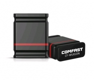 Мини WiFi адаптер  USB 150Mbps 802.11n/g/b wifi Adapter Comfast CF-WU810N Mini