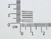 Радиатор 9*9*12 мм, 15 ребер