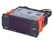 Цифровой сенсорный регулятор температуры с термопарой, STC-3000, -50 ~ +120 градусов Цельсия, 110 ~ 240В 10A