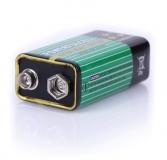 Батарейка 6F22 9V 1604D POWERFULCELL марганцево-цинковая (Крона) 9В
