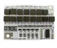 Контроллер заряда разряда PCM BMS 5S max 100А 18В -21В для 5 Li-Ion аккумуляторов с балансиром