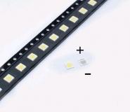 Светодиод SMD 3535 SBWVL2S0E, ультра яркий белый цвет 2Вт  6В - 6.8В 250-300мА, аналог LG innotek 3535 LED LATWT391RZLZK