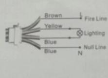 Датчик движения малогабаритный PIR 220 В 40 Вт 45 сек. 4-6м с датчиком освещенности и тиристорным выходом