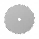 Набор ножовочных полотен по дереву 25мм×0.3мм 10шт + 2 держателя