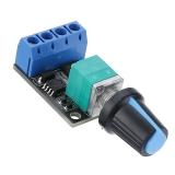 Электронный регулятор напряжения (диммер) 5-16В DC 10А для регулирования освещенности/скорости/температуры