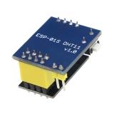 Беспроводной цифровой датчик температуры и влажности на ESP8266 Wi-Fi и DHT11